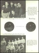 1956 Monroe High School Yearbook Page 82 & 83