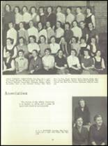 1956 Monroe High School Yearbook Page 86 & 87