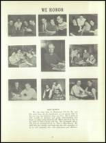 1956 Monroe High School Yearbook Page 94 & 95