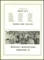 1956 Monroe High School Yearbook Page 96 & 97