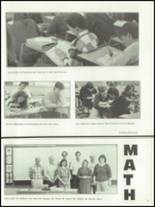 1989 West Albany High School Yearbook Page 16 & 17