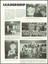 1989 West Albany High School Yearbook Page 20 & 21