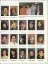 1989 West Albany High School Yearbook Page 24 & 25