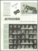 1989 West Albany High School Yearbook Page 38 & 39