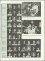 1989 West Albany High School Yearbook Page 40 & 41