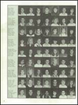 1989 West Albany High School Yearbook Page 42 & 43