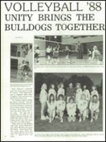 1989 West Albany High School Yearbook Page 66 & 67