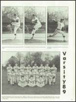 1989 West Albany High School Yearbook Page 82 & 83