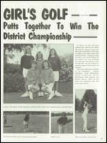 1989 West Albany High School Yearbook Page 90 & 91