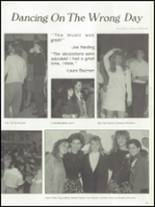 1989 West Albany High School Yearbook Page 104 & 105