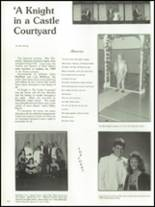1989 West Albany High School Yearbook Page 106 & 107