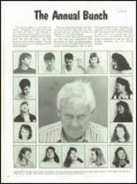 1989 West Albany High School Yearbook Page 108 & 109