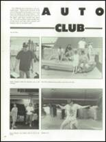 1989 West Albany High School Yearbook Page 126 & 127