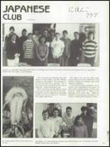 1989 West Albany High School Yearbook Page 130 & 131