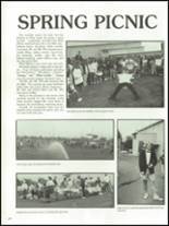 1989 West Albany High School Yearbook Page 136 & 137