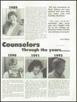 1989 West Albany High School Yearbook Page 138 & 139