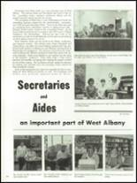 1989 West Albany High School Yearbook Page 140 & 141