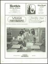 1989 West Albany High School Yearbook Page 162 & 163