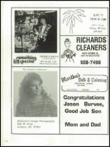 1989 West Albany High School Yearbook Page 164 & 165
