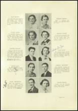1936 Orchard Park High School Yearbook Page 10 & 11
