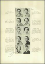 1936 Orchard Park High School Yearbook Page 12 & 13