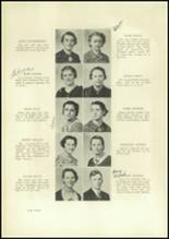 1936 Orchard Park High School Yearbook Page 14 & 15