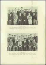1936 Orchard Park High School Yearbook Page 28 & 29