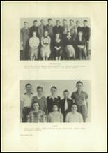 1936 Orchard Park High School Yearbook Page 30 & 31