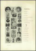 1936 Orchard Park High School Yearbook Page 36 & 37