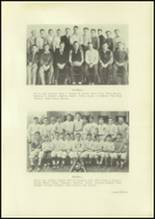 1936 Orchard Park High School Yearbook Page 42 & 43