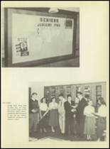 1953 Western International High School Yearbook Page 14 & 15