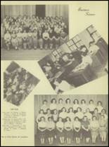 1953 Western International High School Yearbook Page 16 & 17