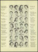 1953 Western International High School Yearbook Page 28 & 29