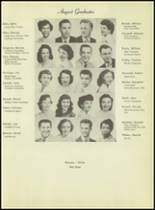 1953 Western International High School Yearbook Page 30 & 31