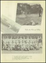 1953 Western International High School Yearbook Page 34 & 35