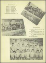 1953 Western International High School Yearbook Page 38 & 39