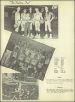 1953 Western International High School Yearbook Page 40 & 41