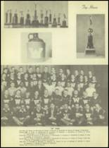 1953 Western International High School Yearbook Page 46 & 47