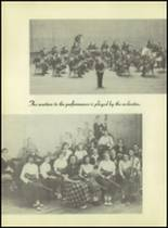 1953 Western International High School Yearbook Page 48 & 49