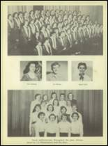 1953 Western International High School Yearbook Page 52 & 53