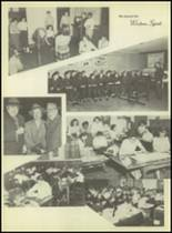 1953 Western International High School Yearbook Page 54 & 55