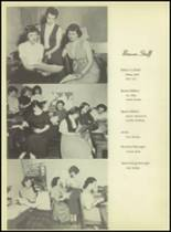 1953 Western International High School Yearbook Page 56 & 57