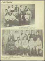 1953 Western International High School Yearbook Page 62 & 63