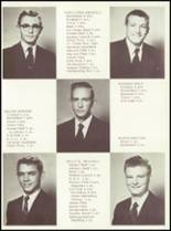 1957 Sunray High School Yearbook Page 12 & 13