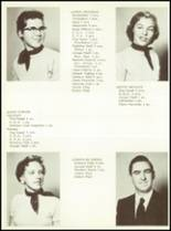 1957 Sunray High School Yearbook Page 14 & 15