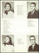 1957 Sunray High School Yearbook Page 16 & 17
