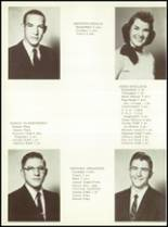 1957 Sunray High School Yearbook Page 18 & 19