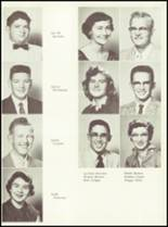1957 Sunray High School Yearbook Page 20 & 21