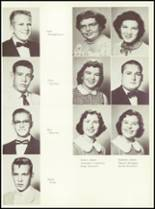 1957 Sunray High School Yearbook Page 22 & 23