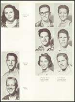 1957 Sunray High School Yearbook Page 26 & 27
